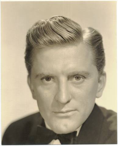 "Kirk Douglas Publicity Photo from ""A Letter to Three Wives"" (1949)"