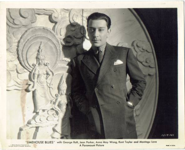 George Raft Movie Still