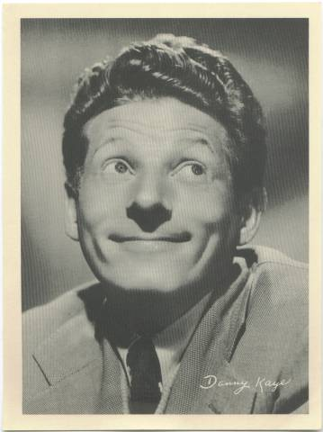 Danny Kaye Premium Photo