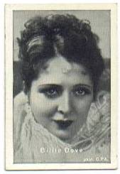 Billie Dove Trading Card