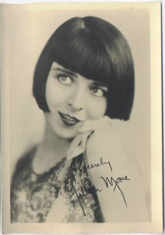 5x7 Fan Photo featuring Colleen Moore