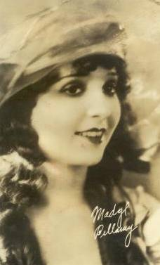 Madge Bellamy 1920's Postcard
