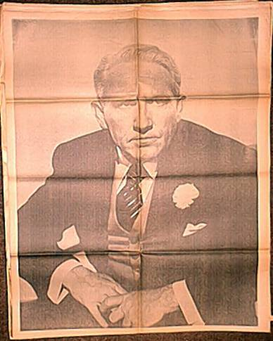 1968 Spencer Tracy Poster