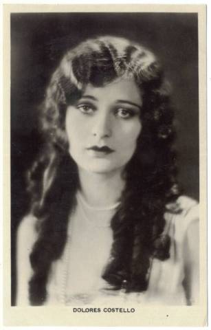 Dolores Costello couple