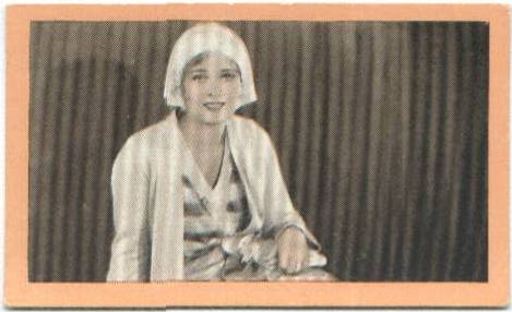 1929-early 1930's Dolores Costello Premios Coupon Card