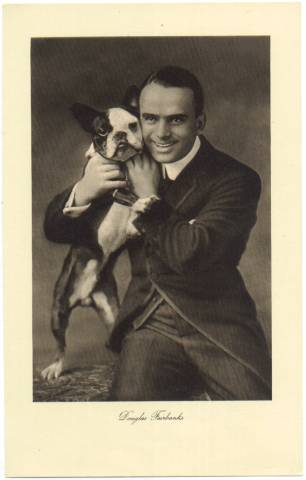 1921-22 Douglas Fairbanks Picturegoer Supplement