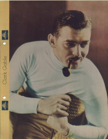 1935 Clark Gable Dixie Premium Photo