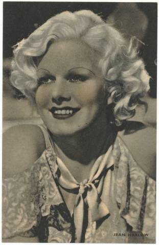 1933 Jean Harlow Boy's Cinema