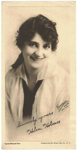 Helen Holmes - 1916 Motion Picture Magazine Premium Photo