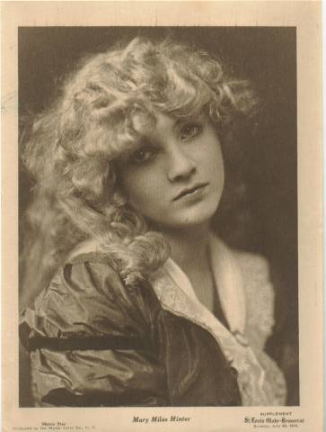 1916 Mary Miles Minter St. Louis Supplement