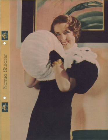 1935 Norma Shearer Dixie Premium Photo
