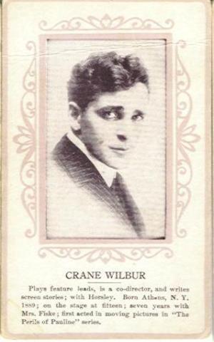 Crane Wilbur Crane Wilbur Crane Wilbur