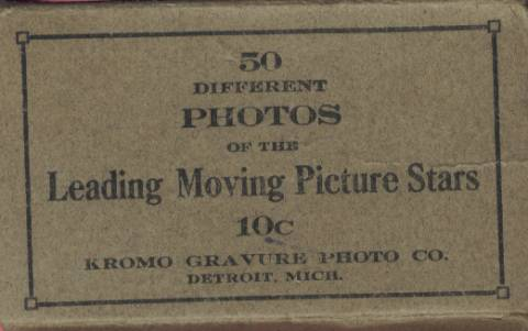 1917 Kromo Gravure No Borders Box