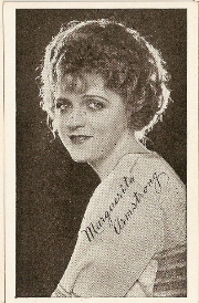 Marguerite Armstrong - 1917 Kromo Gravure Trading Card from Box 4