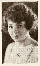 Helene Chadwick - 1917 Kromo Gravure Trading Card from Box 4