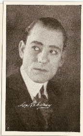Lon Chaney - 1917 Kromo Gravure Trading Card from Box 4