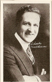 Charles Hutchinson - 1917 Kromo Gravure Trading Card from Box 4