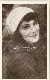 Leatrice Joy - 1917 Kromo Gravure Trading Card from Box 4