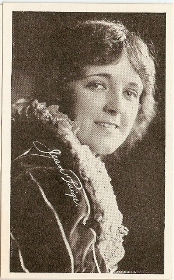 Jean Paige - 1917 Kromo Gravure Trading Card from Box 4