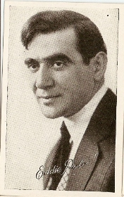 Eddie Polo - 1917 Kromo Gravure Trading Card from Box 4