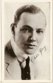 Charles Ray - 1917 Kromo Gravure Trading Card from Box 4