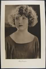 Betty Compson - 1920s Picturegoer Supplement Photo
