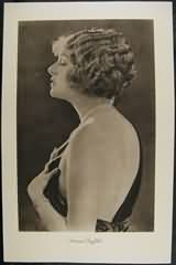 Corinne Griffith - 1920s Picturegoer Supplement Photo