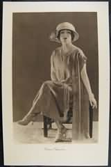 Gloria Swanson - 1920s Picturegoer Supplement Photo