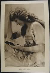 Mary Miles Minter - 1920s Picturegoer Supplement Photo