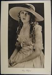 Mary Pickford - 1920s Picturegoer Supplement Photo
