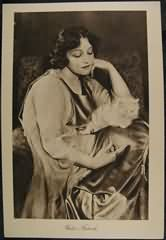 Pauline Frederick - 1920s Picturegoer Supplement Photo