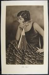 Pola Negri - 1920s Picturegoer Supplement Photo