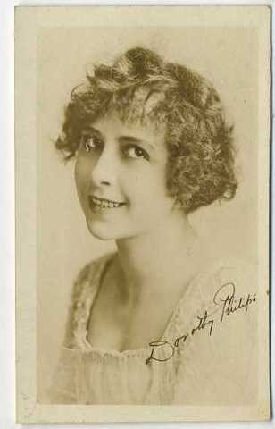 Dorothy Phillips Real Photo Card