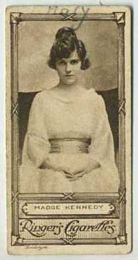 Madge Kennedy - 1923 Ringers Cigarettes Tobacco Card