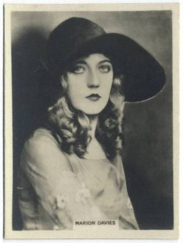1925 Marion Davies Rothmans Tobacco Card