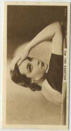 Dolores Del Rio - 1933 United Kingdom Tobacco Card