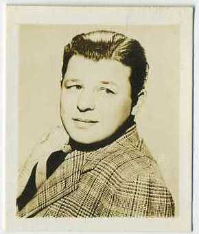 1947 PEP Jack Carson Trading Card
