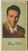 Dane Clark - 1950s Engrav-o-tint Peerless Weight Machine Card