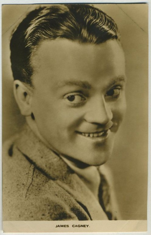 james cagney musical