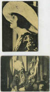 Mabel Normand Cards from 1924 Henry Clay and Bock Tobacco Set