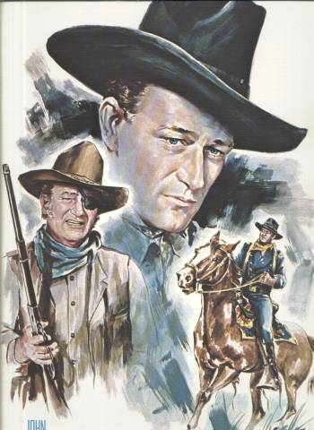 1973 John Wayne color print from the John Ford Cowboy Kings collection