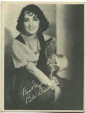 Bebe Daniels - 1920s Kashin Motion Pictures Star Movie Card