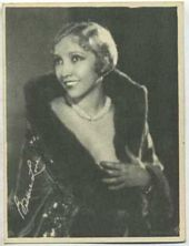 Bessie Love - 1920s Kashin Motion Pictures Star Movie Card