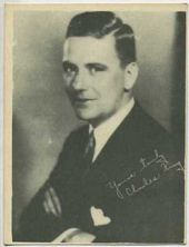 Charles King - 1920s Kashin Motion Picture Stars Movie Card