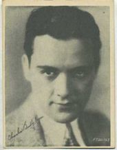 Buddy Rogers - 1920s Kashin Motion Pictures Star Movie Card