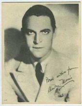Chester Morris - 1920s Kashin Motion Picture Stars Movie Card