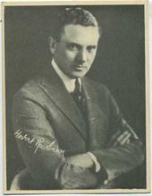 Herbert Rawlinson - 1920s Kashin Motion Pictures Star Movie Card