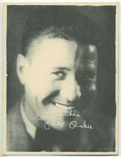 Jack Oakie - 1920s Kashin Motion Pictures Star Movie Card