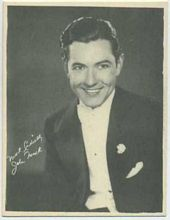 John Mack Brown - 1920s Kashin Motion Pictures Star Movie Card