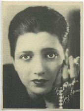 Kay Francis - 1920s Kashin Motion Picture Stars Movie Card